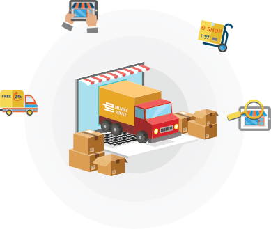 E-Commerce Shipping Methods