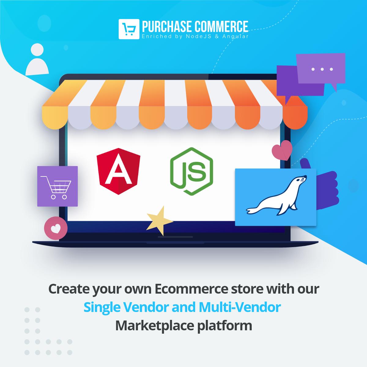 Modern Multivendor eCommerce Marketplace Platform