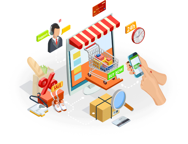 Online Shopping Software