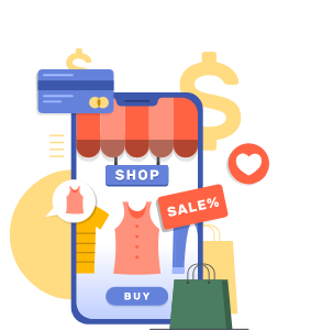Get Started with ecommerce storefront