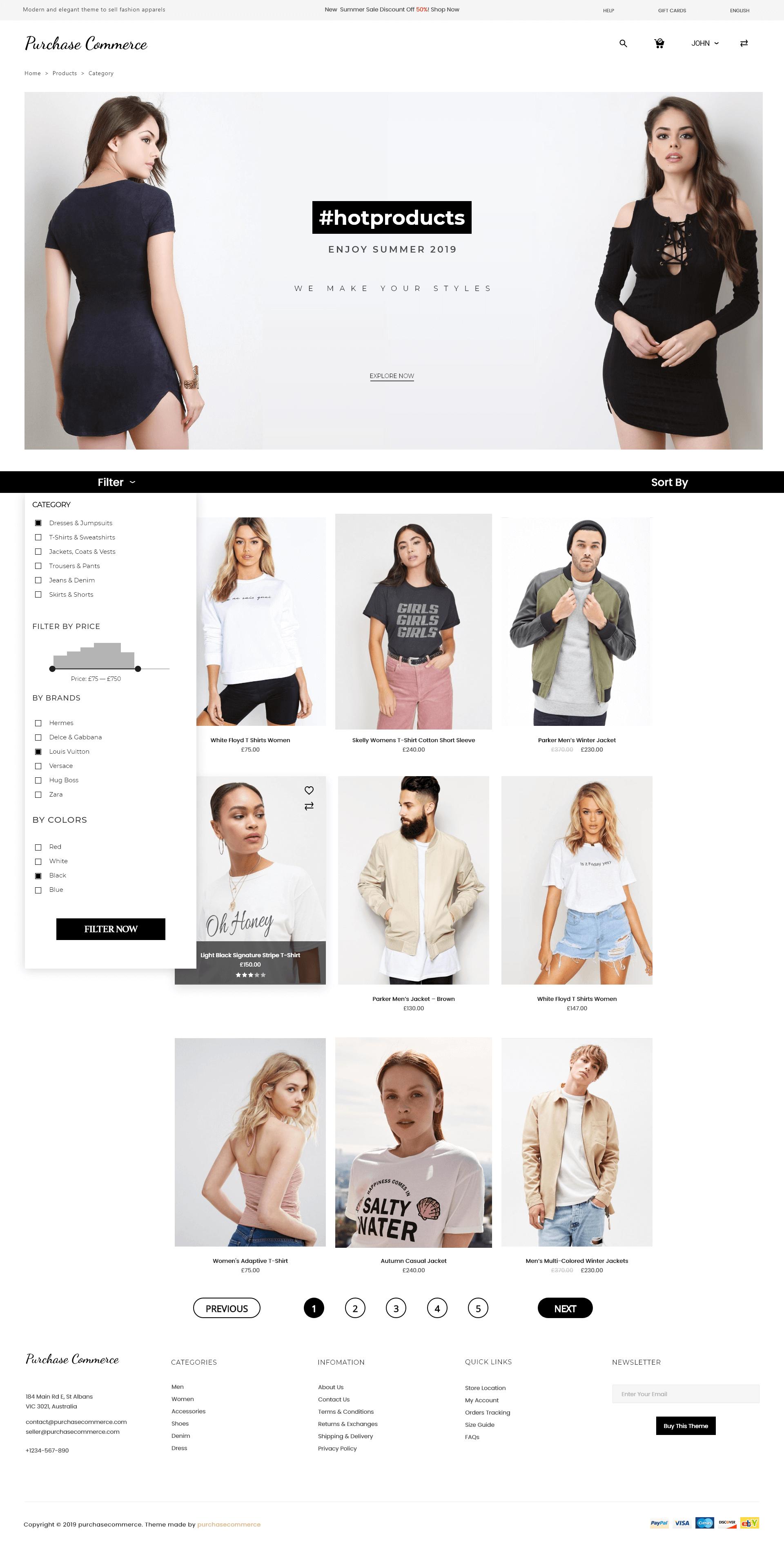 apparels-ecommerce-website-templates