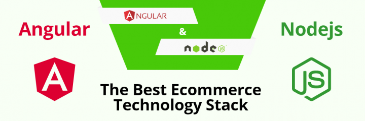 Angular and NodeJS: The Best Ecommerce Technology Stack